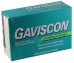 GAVISCON, suspension buvable en sachet à Talence