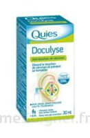 QUIES DOCULYSE ANTIBOUCHON DE CERUMEN, fl 30 ml à Talence