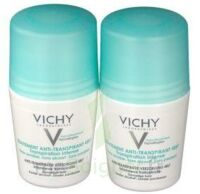 VICHY TRAITEMENT ANTITRANSPIRANT BILLE 48H, fl 50 ml, lot 2 à Talence