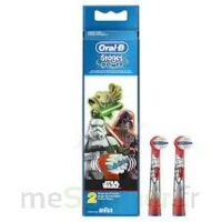 Oral-b Stages Power Star Wars 2 Brossettes à Talence